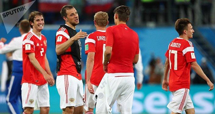 Чемпионат мира продолжается: сборная Российской Федерации выиграла уегиптян