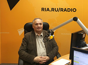 Политолог, эксперт российской Высшей школы экономики (ВШЭ) Андрей Суздальцев. Архивное фото
