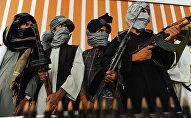 Боевики Талибана. Архивное фото