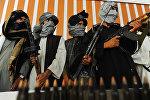 Радикальное движение Талибан. Архивное фото