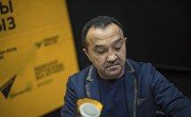 Известный боксер Орзубек Назаров. Архивное фото