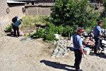 Ош облусунун Кара-Суу районунда 42 жаштагы үй ээсин өлтүрүү