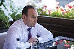 Посол Беларуси в Кыргызстане Андрей Страчко