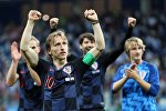 Хорватиянын футбол командасы. Архивдик сүрөт