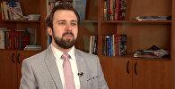 Эксперт Российского института стратегических исследований Илья Кравченко. Архивное фото