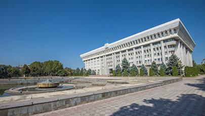 Гид по Бишкеку: здание Жогорку Кенеша Кыргызской Республики