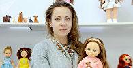 Представитель российской фабрики игрушек Весна Юлия Ребякова. Архивное фото