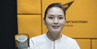 Кыргыз кайрык долбоорунун жетекчиси Алтынай Абетекова
