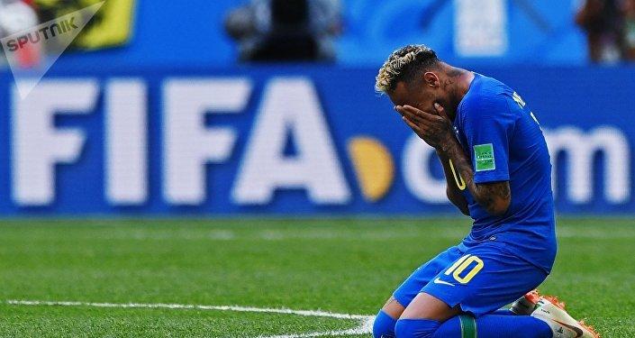 Футбол. ЧМ-2018. Матч Бразилия - Коста-Рика