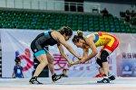 Спортчу Айсулуу Тыныбекова Кытайдын Тайюань шаарында өтүп жаткан Chine Open деп аталган мелдеште күмүш медаль утту
