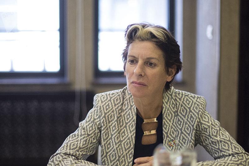 Помощник Генерального секретаря ООН Герда Вербург