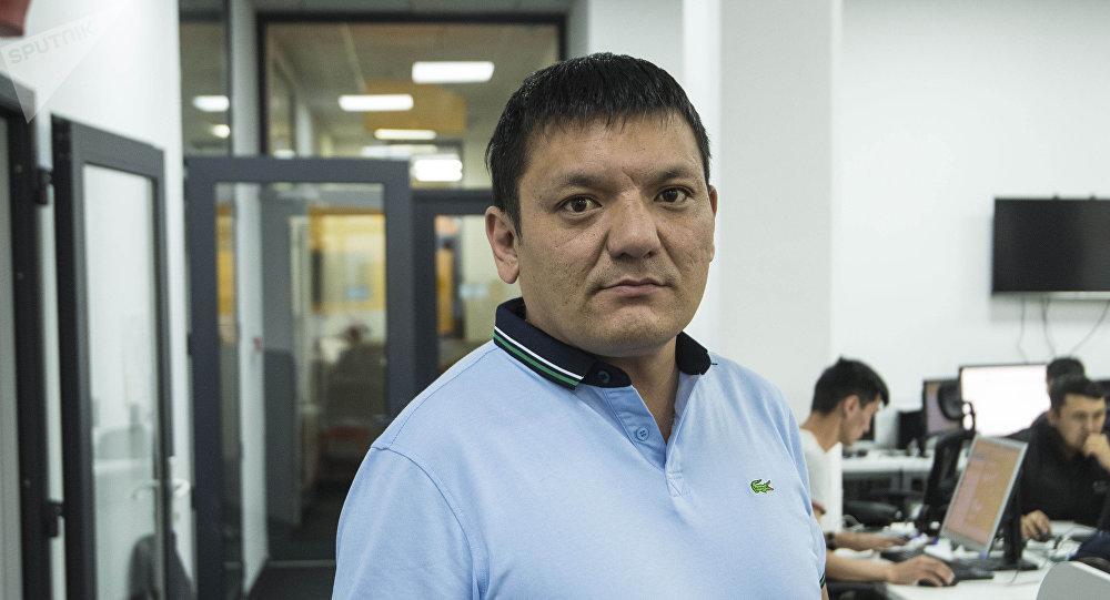 Соучредитель интеллектуального клуба Просветление, правозащитник и блогер Азамат Булатов