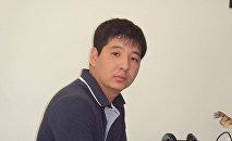 Kaktus.media интернет-порталынын журналисти Марат Уралиевдин архивдик сүрөтү