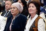 Первая леди Кыргызстана Айгуль Токоева