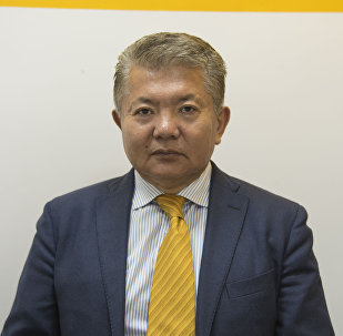 Экс-мминистр иностранных дел Кыргызстана Аликбек Джекшенкулов. Архивное фото