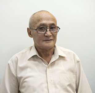 Экономика илимдеринин доктору, профессор Айылчы Сарыбаев. Архив