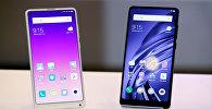 Смартфоны Xiaomi. Архивное фото