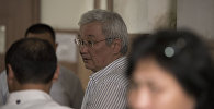 Экс-мэр Бишкека Кубанычбек Кулматов. Архивное фото