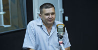 Руководитель Центра реабилитации детей и молодежи Алексей Петрушевский