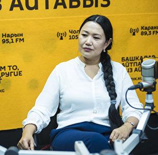 Кадыралиева Ыргал Кармышаковна