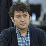 Колумнист Sputnik Кыргызстан Талгат Шегебаев