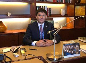 Абжалиев Атабек Алиярбекович