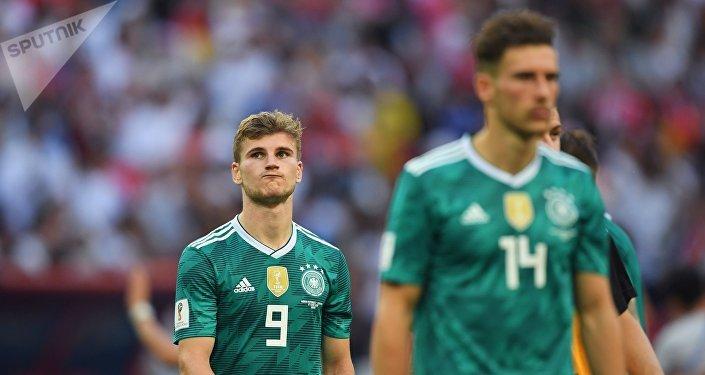 Действующий чемпион мира по футболу, сборная Германии, покидает первенство мира в России, так и не выйдя из группы