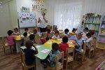 Кыргызстан боюнча балдарды мектепке даярдай турган 4,5 миң класс ачылды