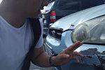 Игнорируют милицию — СТО Бишкека не требуют справок перед ремонтом авто. Видео