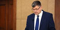 Экономика министри Олег Панкратов. Архивдик сүрөт