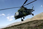 Ми-8 МТВ тик учагы. Архивдик сүрөтү