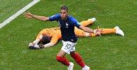 Футбол. ЧМ-2018. Матч Франция - Аргентина