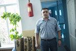 Бывший директор Центра реабилитации детей и молодежи при мэрии Бишкека Алексей Петрушевский. Архивное фото