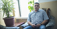 Директор Центра реабилитации беспризорных детей Алексей Петрушевский. Архивное фото