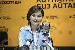 Основатель клуба предпринимателей Мен ишкермин Асель Алымбаева