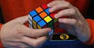 Кубик Рубика. Архивное фото