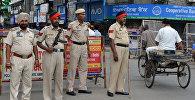 Индия полициясы. Архивдик сүрөт