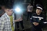 Болот Ибрагимов учит инспектора разговаривать с водителями — видео
