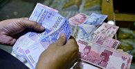 Индийская рупия. Архивное фото