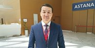 Руководитель практики по управленческому и риск-консультированию KPMG в Казахстане и Центральной Азии Сакен Жумашев. Архивное фото