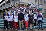 Кыргызстандын спорт журналисттери. Архив