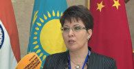 Председатель Счетной палаты Казахстана Наталья Годунова. Архивное фото