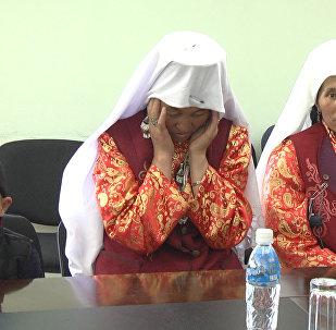 Афганистанга кетип бараткан Памир кыргыздарынын видеосу