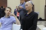 Вы удивитесь, но так выглядит мозг робота Софии