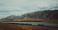 Водохранилище в Баткенской области. Архивное фото