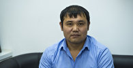 Айыл чарба министрлигинин Химиялаштыруу жана өсүмдүктөрдү коргоо департаментинин бөлүм башчысы Алмаз Алакунов
