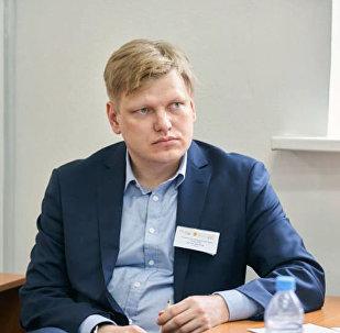 Кандидат исторических наук Артем Данков