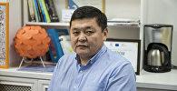 Доктор медицинских наук, уролог, заведующий отделением общей урологии Национального госпиталя Нурбек Садырбеков