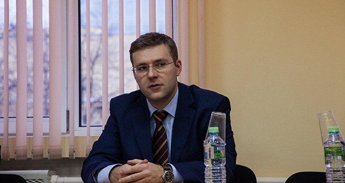 Руководитель Центра развития региональной политики Илья Гращенков. Архивное фото
