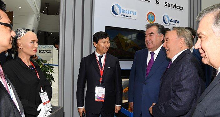 Презентация Международного финансового центра Астана